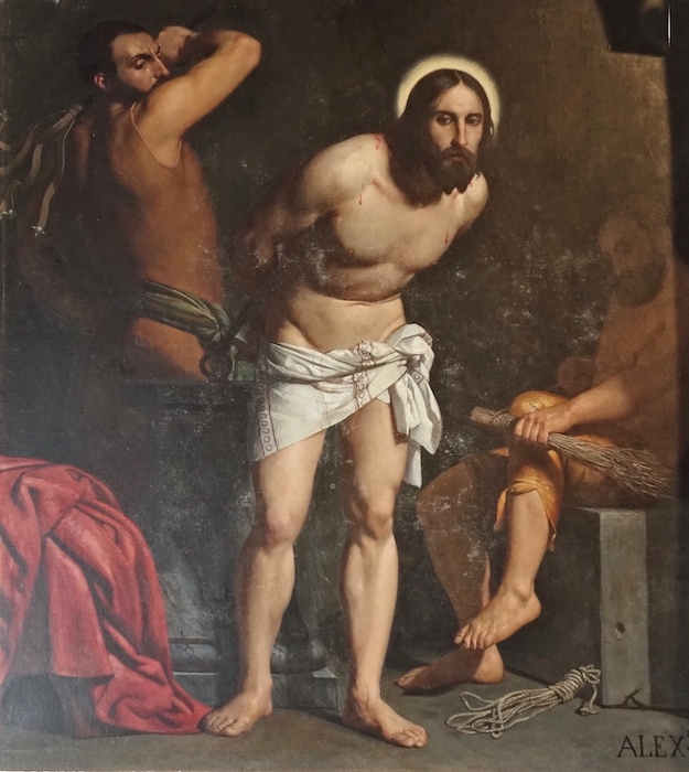 flagellation du Christ