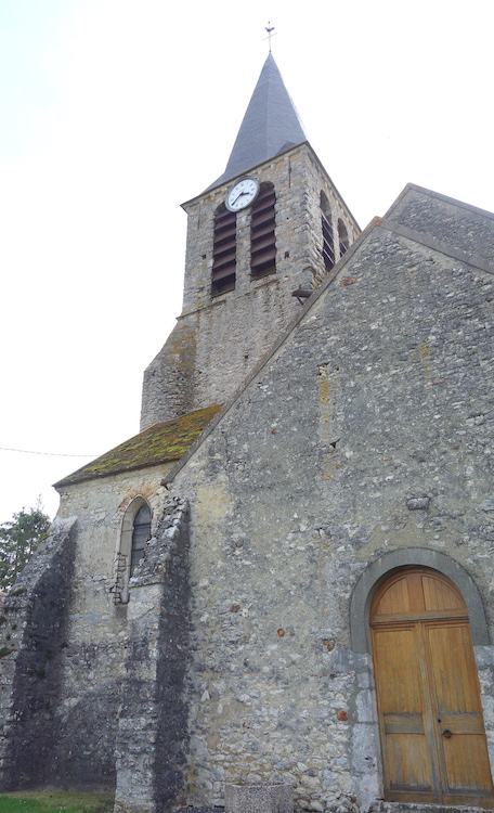 Eglise Saint Laurent - Laval-en-Brie 77
